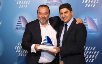«Ship of the year 2019» το WORLDCHAMPION JET της SEAJETS  στα Lloyd's List Greek Shipping Awards 2019