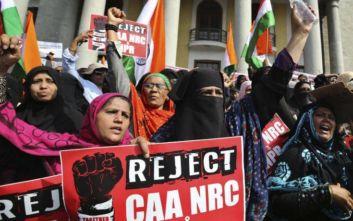 Ινδία: Απελαύνεται και δεύτερος Ευρωπαίος που συμμετείχε στις διαδηλώσεις για την υπηκοότητα
