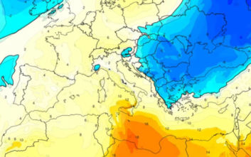 Καιρός: Πώς θα κινηθεί το ψυχρό μέτωπο, η πρόβλεψη του Σάκη Αρναούτογλου