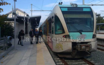 Ταλαιπωρία για τους επιβάτες της γραμμής Λιανοκλάδι-Αθήνα