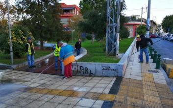 Δήμος Αθηναίων: Δράσεις καθαριότητας και αποκατάστασης στο Γκάζι και το Παγκράτι