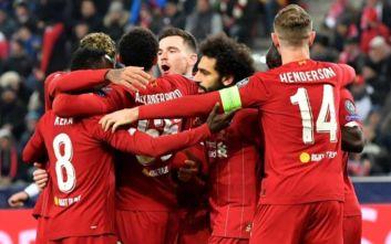 Champions League: Με πρωτιά στους «16» Η Λίβερπουλ, τριάρα η Νάπολι