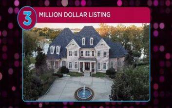 Πουλά την πολυτελή έπαυλή της για 7,5 εκατ. δολάρια η τραγουδίστρια Κέλι Κλάρκσον