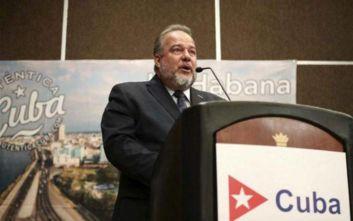 Κούβα: Ο Μανουέλ Μαρέρο πρώτος πρωθυπουργός στη μετά - Κάστρο εποχή
