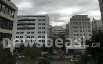 Λεωφόρος Συγγρού: Συναγερμός για φωτιά σε ξενοδοχείο
