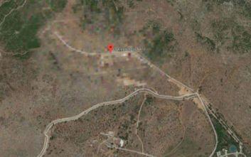 Η Google θόλωσε τους χάρτες της περιοχής που θα ανεγερθούν οι φυλακές Ασπροπύργου για λόγους ασφαλείας