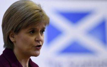 Πρωθυπουργός Σκωτίας: «Έχουμε το δικαίωμα να επιλέξουμε το δικό μας μέλλον»