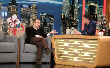 The 2Night Show: Ο «Πλαπούτας» στο πλατό του Γρηγόρη Αρναούτογλου
