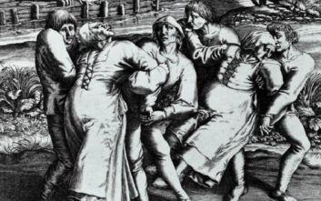 Η «χορευτική πανούκλα» που έπληξε γαλλική πόλη και σκότωσε δεκάδες