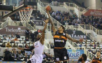 Basket League: ΠΑΟΚ-Προμηθέας 86-90