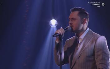 X-Factor: Η συμβουλή του Θεοφάνους στον Γιάννη Γρόση στον τελικό του διαγωνισμού