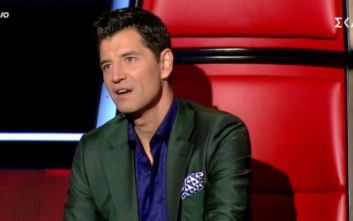 The Voice: Ο Σάκης Ρουβάς θα καλύψει τα ιατρικά έξοδα παίκτριας που αντιμετωπίζει πρόβλημα υγείας