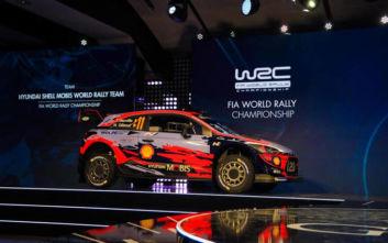 Η Hyundai Παγκόσμια Πρωταθλήτρια Κατασκευαστών του WRC