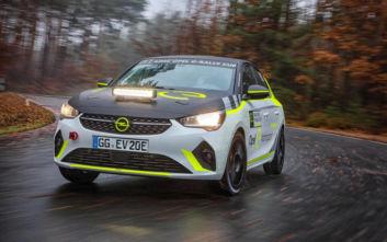 Η Opel κάνει μετάβαση στην επόμενη ημέρα των Ράλι