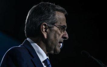 Μήνυση κατά του Αντώνη Σαμαρά για τα όσα είπε περί «λαθρομεταναστών»