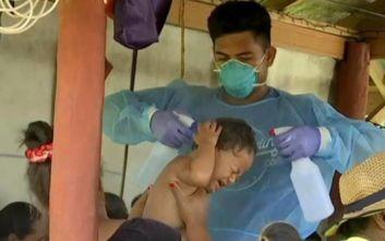 Σαμόα: Τους 81 φτάνουν οι νεκροί από την επιδημία ιλαράς