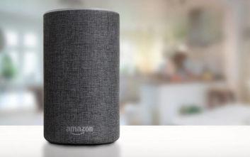 Η φωνή που δεν περιμένεις να ακούσεις στο Amazon Echo