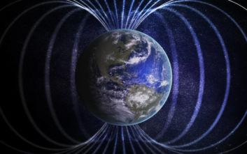 Το μαγνητικό πεδίο της Γης έχει μεγαλύτερη ηλικία τουλάχιστον 3,7 δισεκατομμυρίων ετών