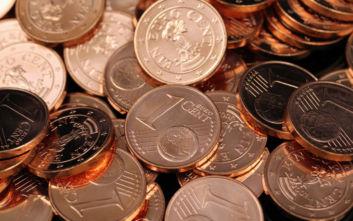 Προς απόσυρση τα νομίσματα 1 και 2 λεπτών του ευρώ