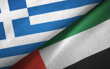 Έπεσαν υπογραφές για τη στρατιωτική συνεργασία Ελλάδας - Ηνωμένων Αραβικών Εμιράτων
