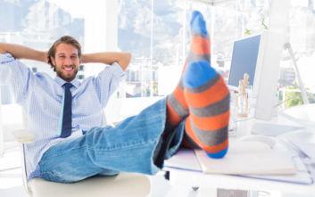 Η νέα μόδα στη Silicon Valley θέλει τους υπαλλήλους χωρίς… παπούτσια