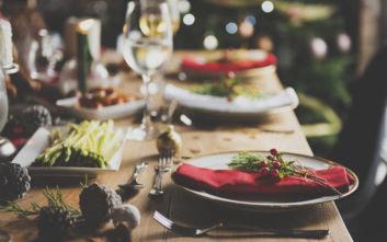 Γιορτινό τραπέζι χωρίς βαρύ στομάχι