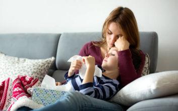 Τι να κάνετε αν το παιδί σας αρρωστήσει στις διακοπές