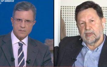 Οικονόμου: Είχαμε αποφασίσει εκ των προτέρων να αποχωρήσουμε αν ξεπερνούσε τα όρια ο Ερντογάν
