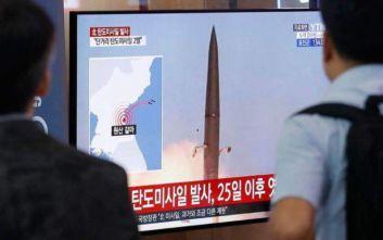 ΗΠΑ: Αν ο Κιμ Γιονγκ Ουν εκτοξεύσει πύραυλο, θα δείξουμε την απογοήτευση μας