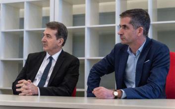Χρυσοχοΐδης και Μπακογιάννης υπέγραψαν μνημόνιο για τη δημιουργία Κέντρου Διαχείρισης Καθημερινότητας