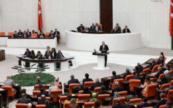 Ψηφίστηκε από την τουρκική Βουλή η συμφωνία με τη Λιβύη
