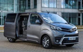 Ανάκληση Toyota Proace για πιθανές διαρροές υγρών φρένων και καυσίμου