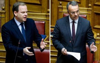 Βουλή: Το ενδεχόμενο για τη χρηματοδότηση του Βόρειου Οδικού Άξονα Κρήτης