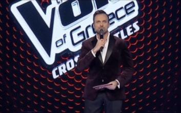 The Voice: Εντυπωσιακός και ετοιμοπόλεμος ο Πάνος Μουζουράκης