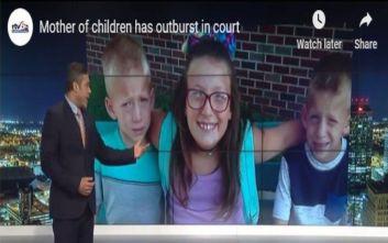 Μητέρα όρμησε σε οδηγό που σκότωσε τα 3 παιδιά της ενώ πήγαιναν στο σχολικό