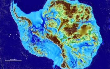 Αυτό είναι το βαθύτερο σημείο της ξηράς του πλανήτη μας