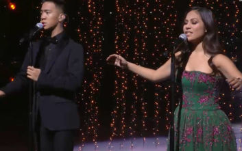 X- Factor: Συγκίνησαν οι AC2 με την ερμηνεία τους στο τελικό, δάκρυσε ο Θεοφάνους