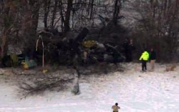 Στρατιωτικό ελικόπτερο συνετρίβη στη Μινεσότα, νεκροί και οι τρεις επιβαίνοντες