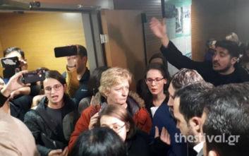 Θεσσαλονίκη: Χαμός στο δημοτικό συμβούλιο για την αστυνομία και «επίθεση» στη Νοτοπούλου
