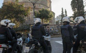Θεσσαλονίκη: Δέκα συλλήψεις για ναρκωτικά στη Ροτόντα και στην περιοχή του ΑΠΘ