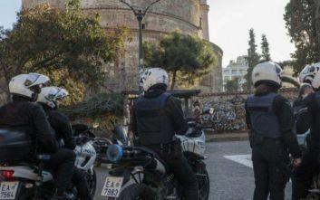 Εμπρηστικές επιθέσεις σε σούπερ μάρκετ και εκκλησία στη Θεσσαλονίκη