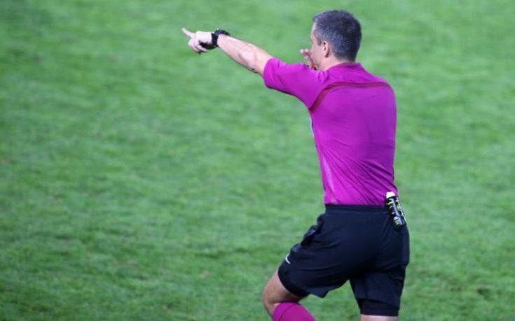 Super League 1: Αυτοί σφυρίζουν στα Παναθηναϊκός-ΠΑΟΚ και Ολυμπιακός-Άρης