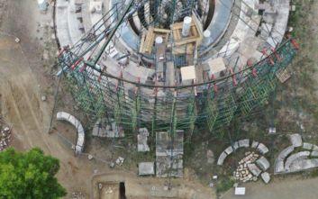 Άγνωστο οικοδόμημα στο Ασκληπιείο Επιδαύρου ρίχνει φως στο περίφημο ιερό