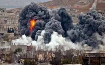 Νεκροί 16 Σύροι στρατιώτες σε βομβαρδισμούς του τουρκικού στρατού στην Ιντλίμπ