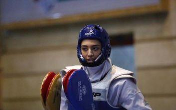 Εγκαταλείπει το Ιράν η μοναδική γυναίκα Ολυμπιονίκης της χώρας