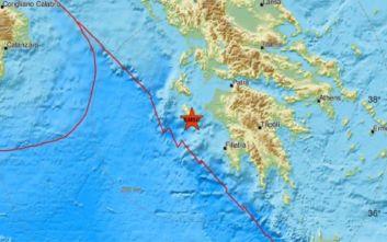Σεισμός 4,3 Ρίχτερ τα ξημερώματα ανησύχησε τη Ζάκυνθο