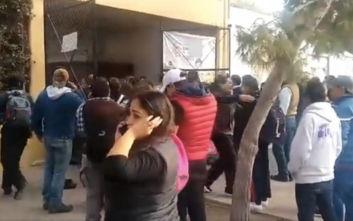 Μεξικό: Ο μικρός μαθητής σκόρπισε τον θάνατο με δυο όπλα και ζούσε με τη γιαγιά του