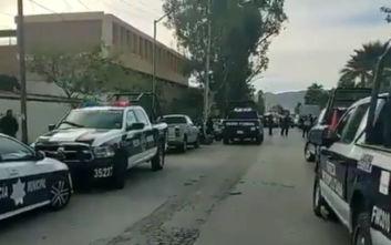 Τρόμος στο Μεξικό: Πυροβολισμοί σε σχολείο με νεκρούς