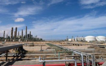 Έπεσε κατά 75% η παραγωγή πετρελαίου στη Λιβύη
