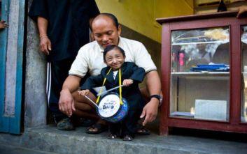 Έφυγε από τη ζωή ο πιο μικρόσωμος άνθρωπος του κόσμου